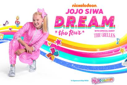 JoJo Siwa's D.R.E.A.M. The Tour