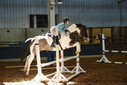 The Greater Oklahoma Hunter Jumper Winter Schooling Show