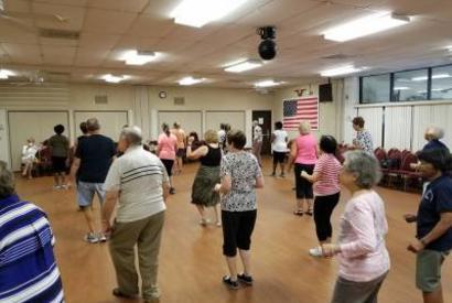 Line Dancing for Seniors