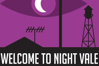 WELCOME TO NIGHT VALE @ Tower Theatre