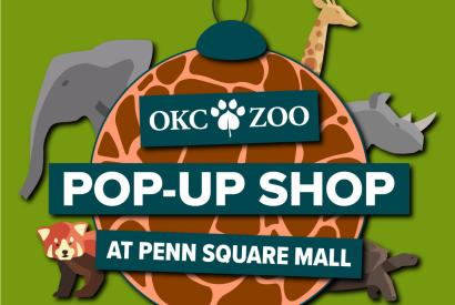 Oklahoma City Zoo Holiday Pop-Up Shop