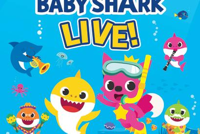 Baby Shark Live 2019