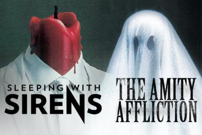 Sleeping With Sirens & The Amity Affliction