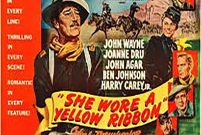 Date with The Duke: She Wore A Yellow Ribbon