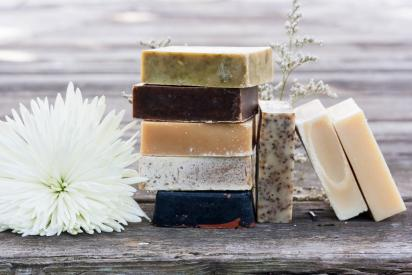 Vie Chevre Soap Midtown