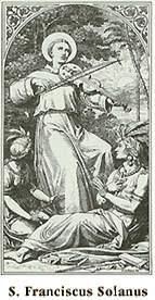 Mexican Mission Solanus