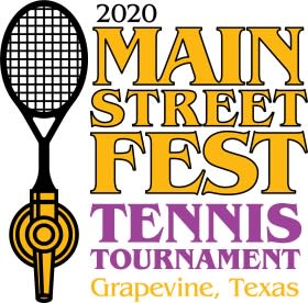 2020 Main Street Fest Tennis Tournament