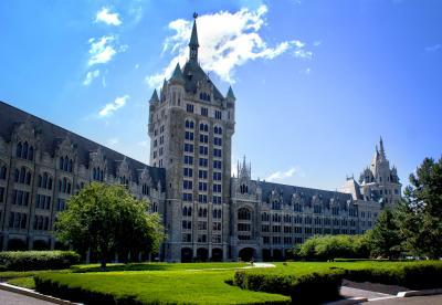 SUNY System Admin Building