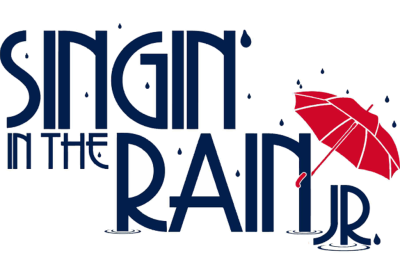 Publication poster for Singin' in the Rain Jr.
