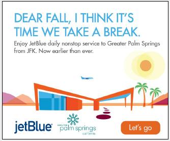 Digital ad for JetBlue