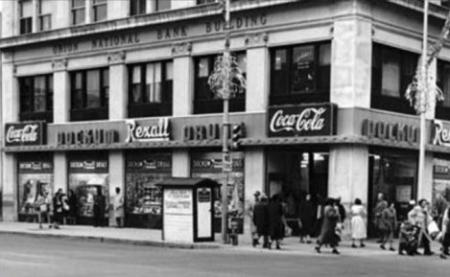 Dockum Drug Store, site of civil rights sit-in