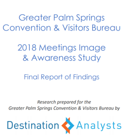 Meetings- Image & Awareness Study