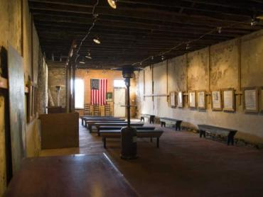 Constitution Hall Interior