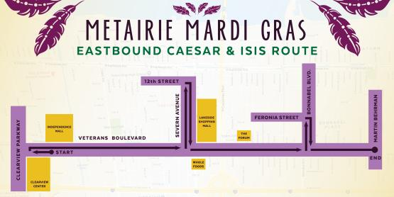 Ceasar & Isis