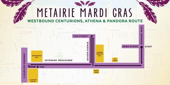 Centurions Route