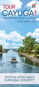 2018 Cayuga County Visitors Guide