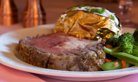 Alex Madonna's Gold Rush Steakhouse at Madonna Inn