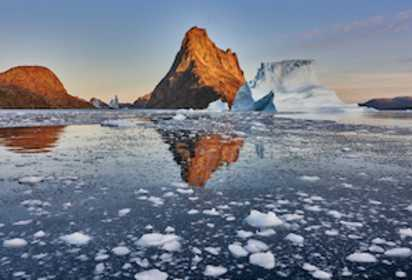 Icescapes and Landscapes of the Arctic