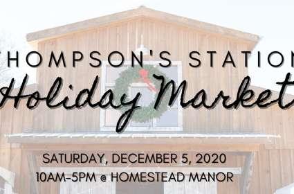 Thompson's Station Holiday Market