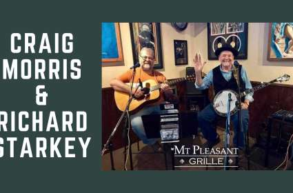 Craig Morris and Richard Starkey Live