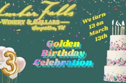 Golden Birthday Celebration