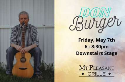 Music with Don Burger