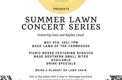 Summer Lawn Concert Series