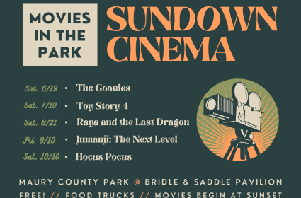 Sundown Cinema: Movies in the Park: Raya and The Last Dragon