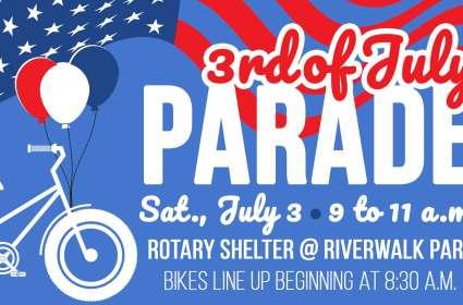 3rd of July Parade