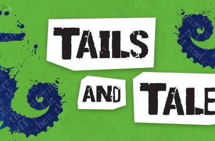 Tales and Tails Summer Reading Finale