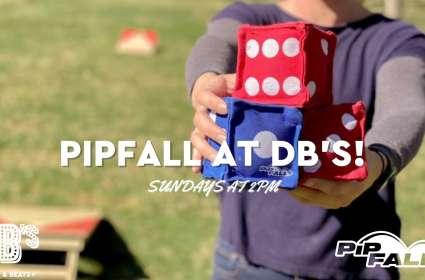 Pips & Sips @ DB's!