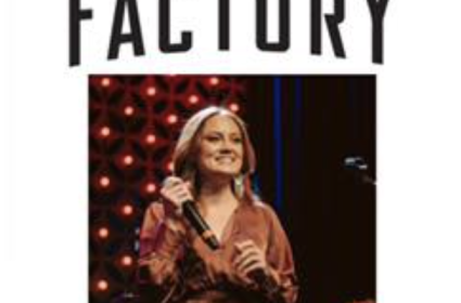 Christmas at the Factory Black Tie Gala: Featuring music by Cassandra Coleman
