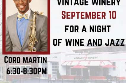 Vintage Friday Night Jazz Session with Reggie Murray