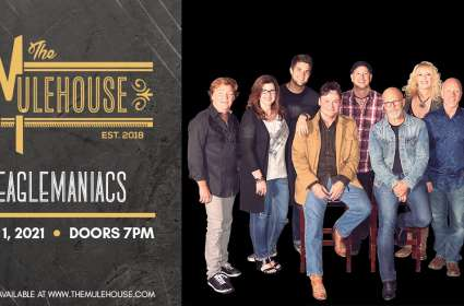 The Eaglemaniacs at The Mulehouse
