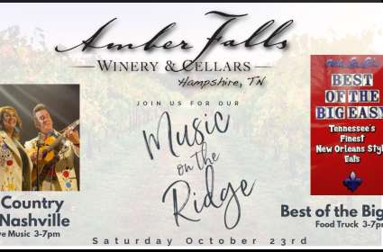 Music on the Ridge featuring 2 Country 4 Nashville