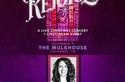 Rejoice: Christy Nockels