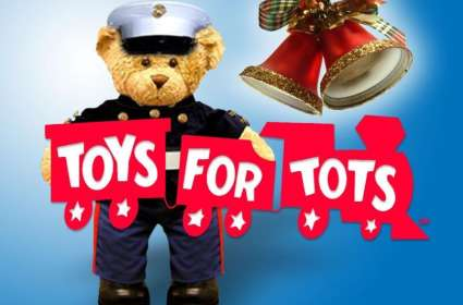 Bake Sale to Support Toys for Tots 2021