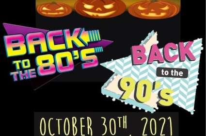 80's & 90's Halloween @ Bad Idea Brewing