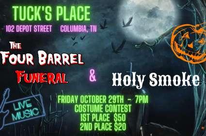 Halloween Bash & Costume Contest