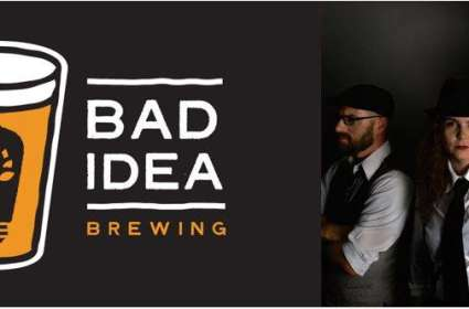 Lincoln Layne at Bad Idea Brewing