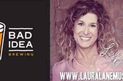 Laura Lane Music at Bad Idea