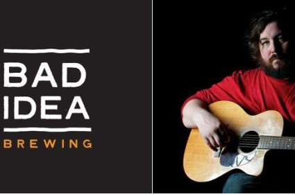 Bob Keel at Bad Idea Brewing