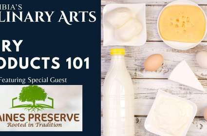 Dairy Products 101