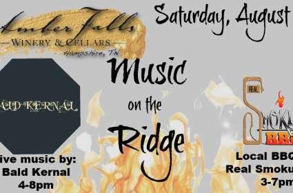 Music on the Ridge featuring Bald Kernal