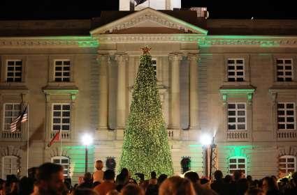 Night of Light: Christmas Tree Lighting