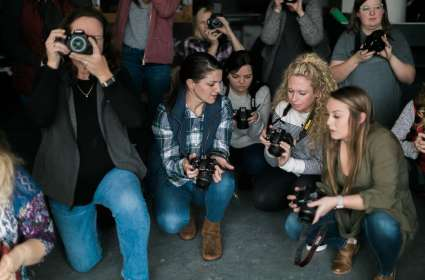 Photography Workshop with Sarah B. Gilliam