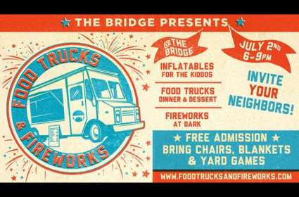 Food Trucks and Fireworks