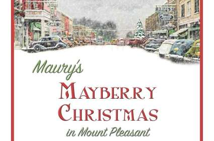 Maury's Mayberry Christmas
