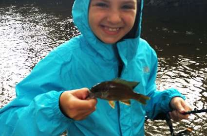 First Responders - Learn to Fish event