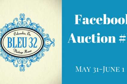 Bleu 32 Auction #14